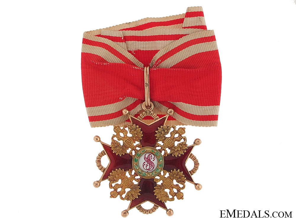 eMedals-Order of St. Stanislaus - Second Class