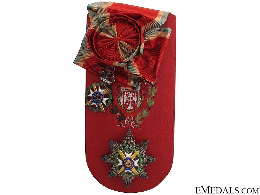 eMedals-Order of the Cross of Takovo - Grand Cross