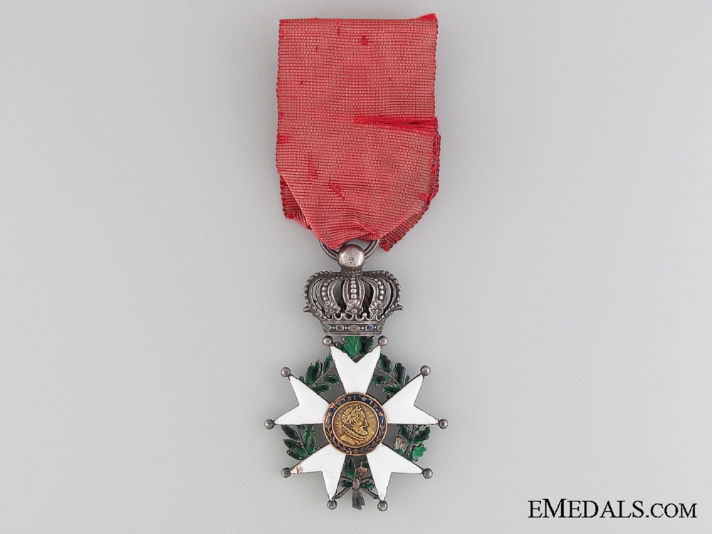 eMedals-Order of the Legion of Honour 1830-1848