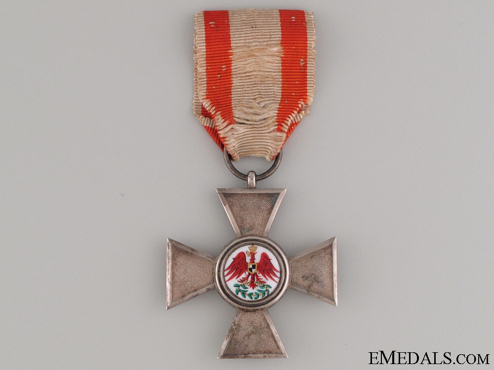 eMedals-Order of the Red Eagle, 4th Class