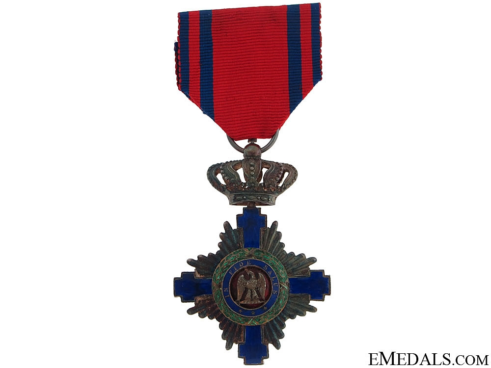 eMedals-Order of the Romanian Star
