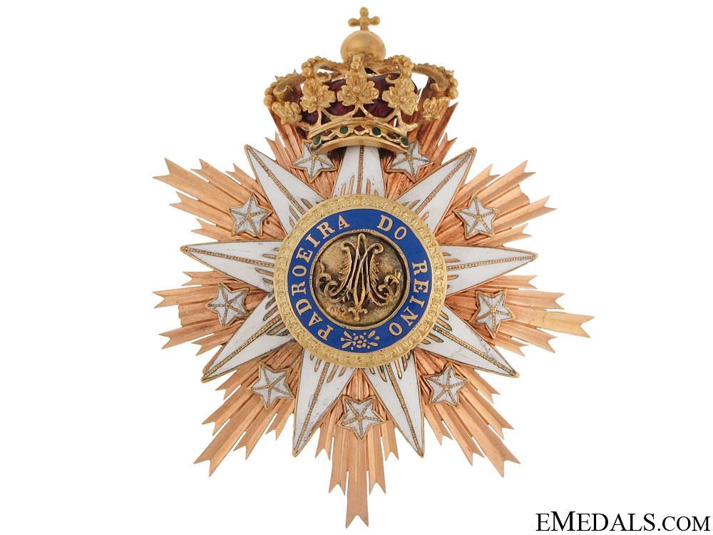 eMedals-Order of Vila Vicosa