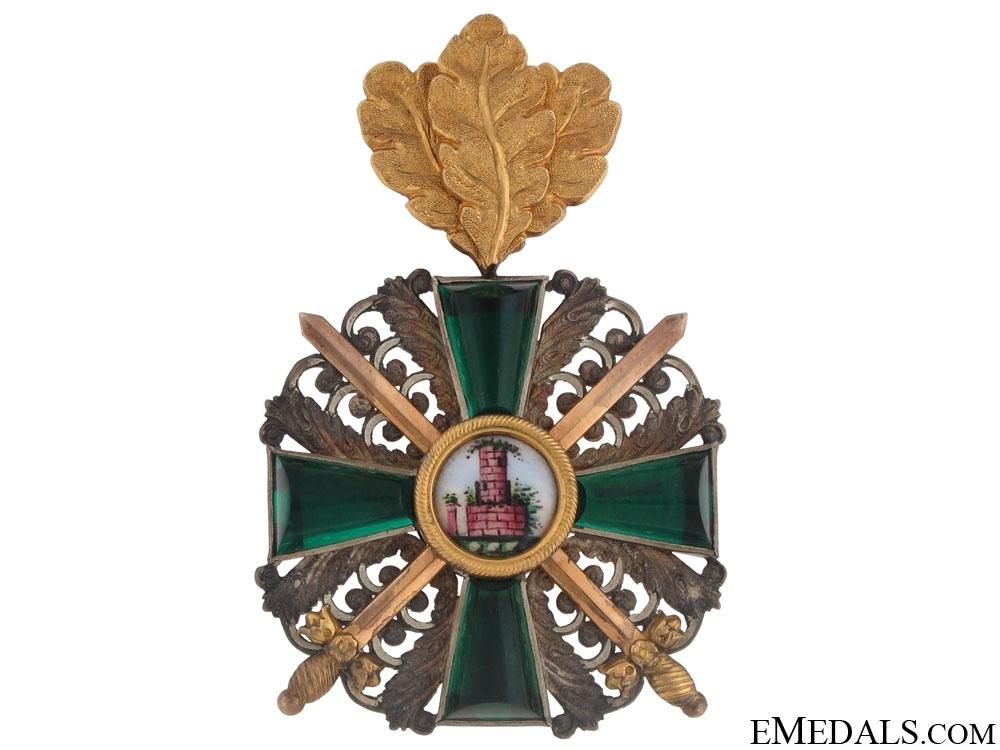 eMedals-Order of Zahringer Lion