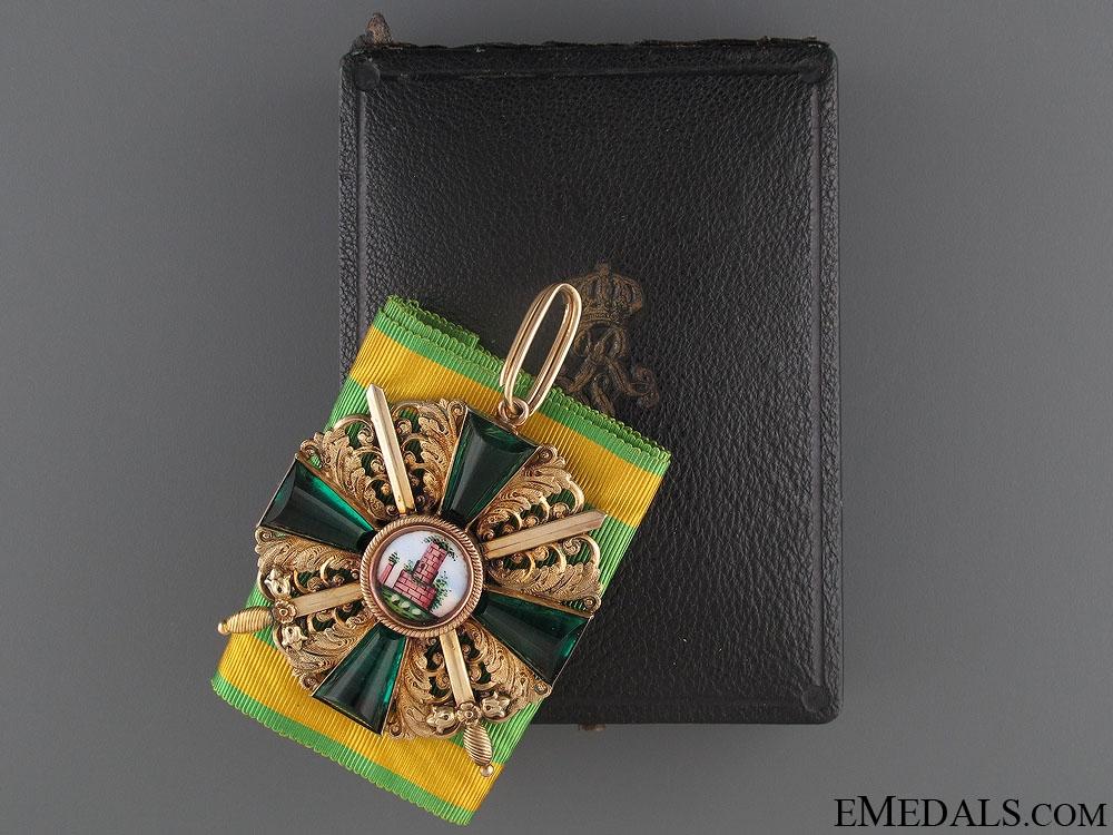 eMedals-Order of Zahringen Lion - Commanders Cross