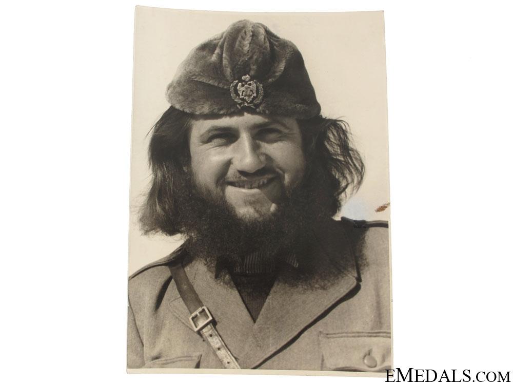 eMedals-Original Serbian Chetnink Photo
