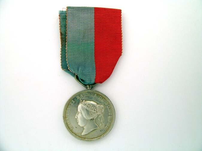 eMedals-Merit Medal of Queen Maria II