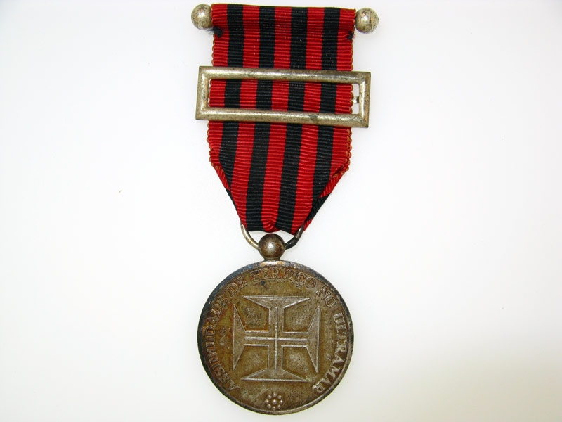 eMedals-Overseas Service Medal