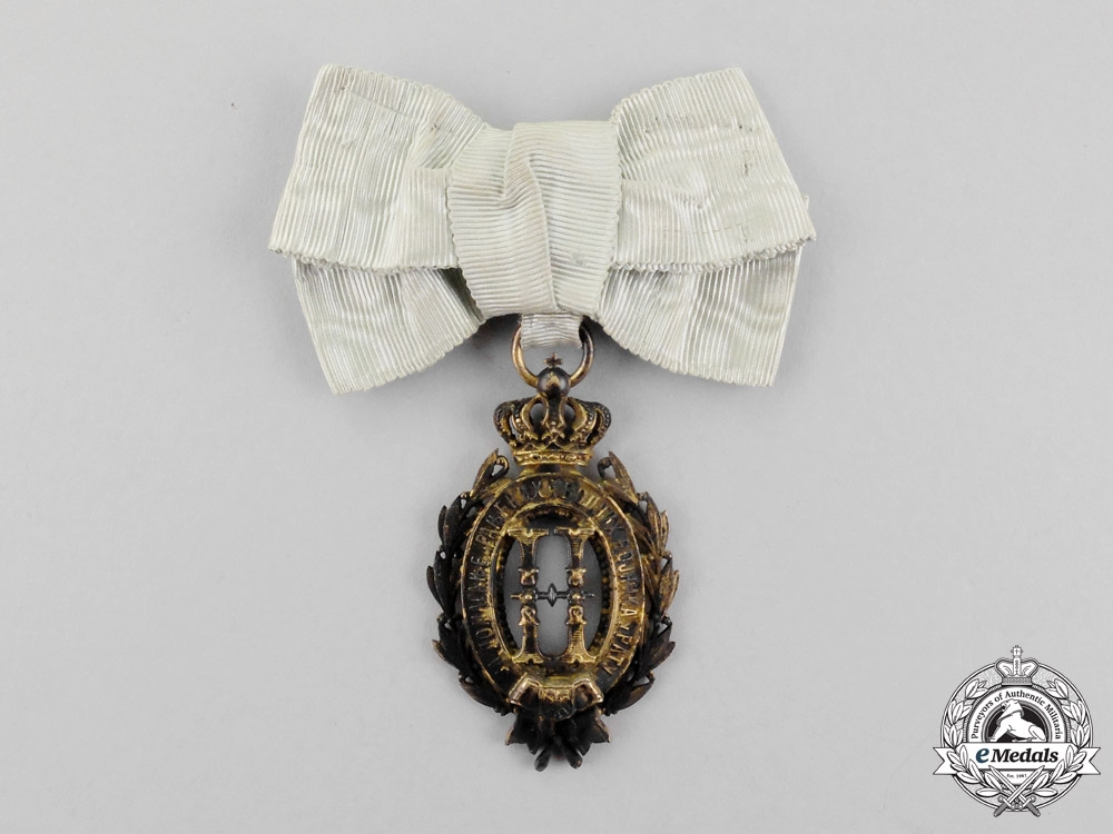 eMedals-Serbia. An Order of Natalie, First Class