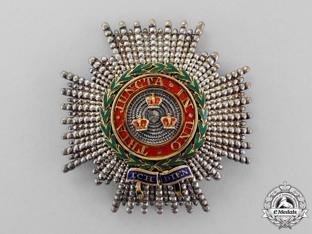 eMedals-United Kingdom. A Most Honourable Order of the Bath, Knight Commander, c.1835