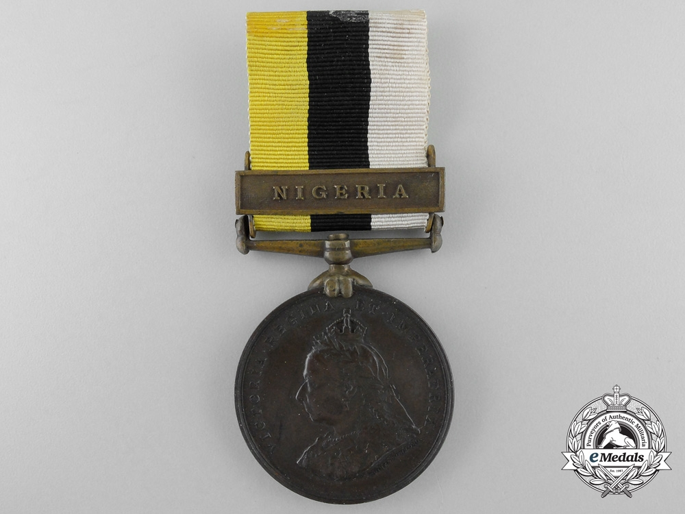 eMedals-A Royal Niger Company's Medal; Numbered 309