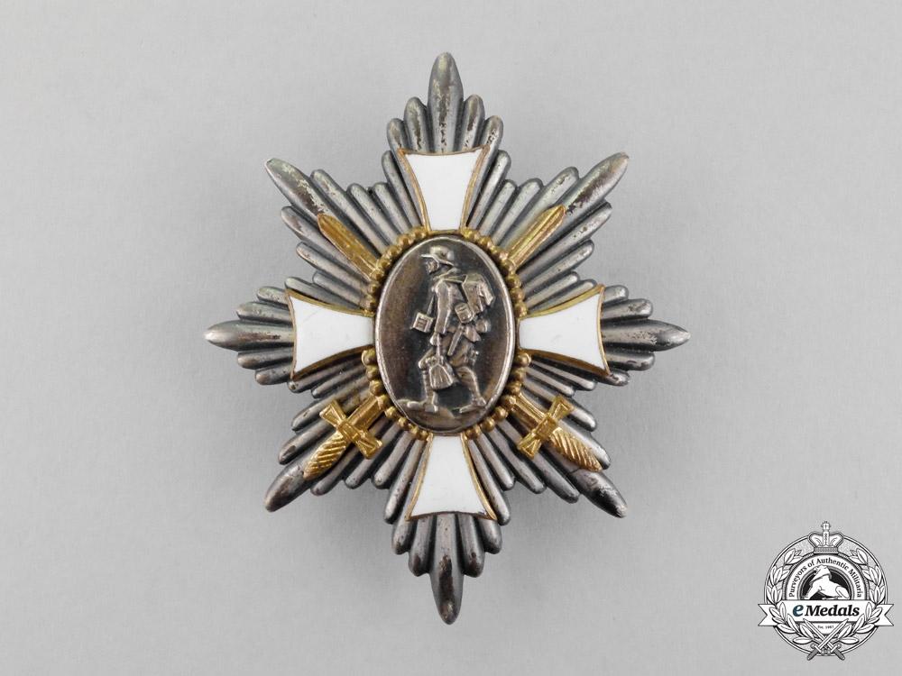 "eMedals-A First War German ""Feld-Ehrenzeichen"" Field Honour Badge"