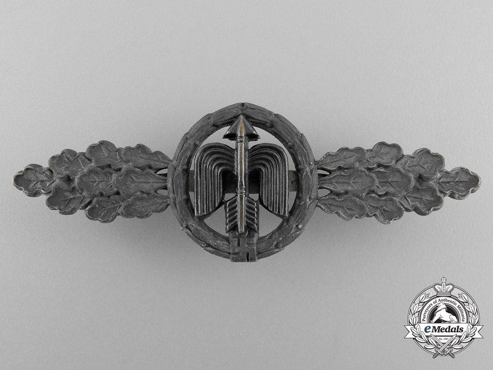 eMedals-A Luftwaffe Squadron Clasp for Short Range Fighter Pilots by G.H.Osang