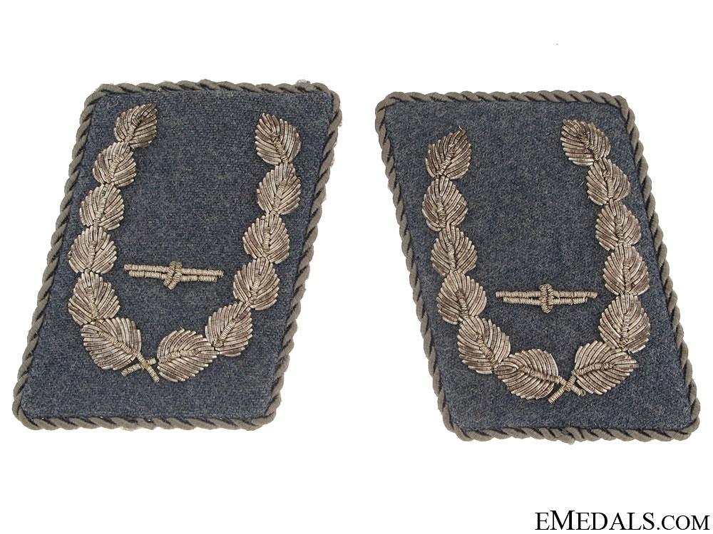 eMedals-Pair of Collar Tabs-Air Force Major (Bojnik)