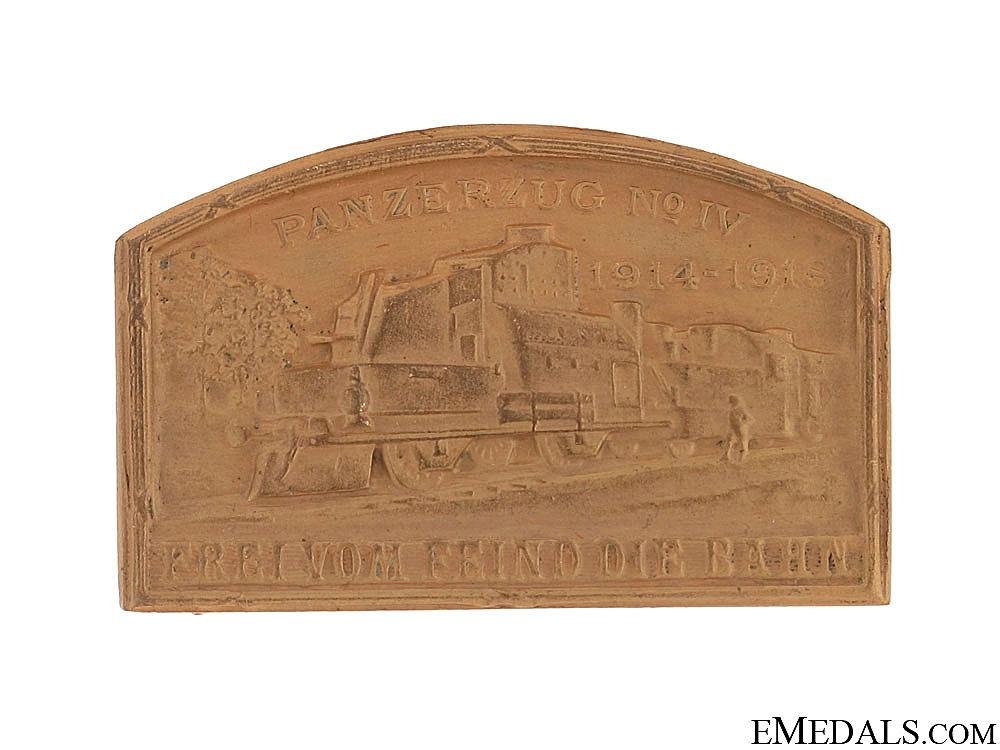 eMedals-Panzerzug No IV Badge