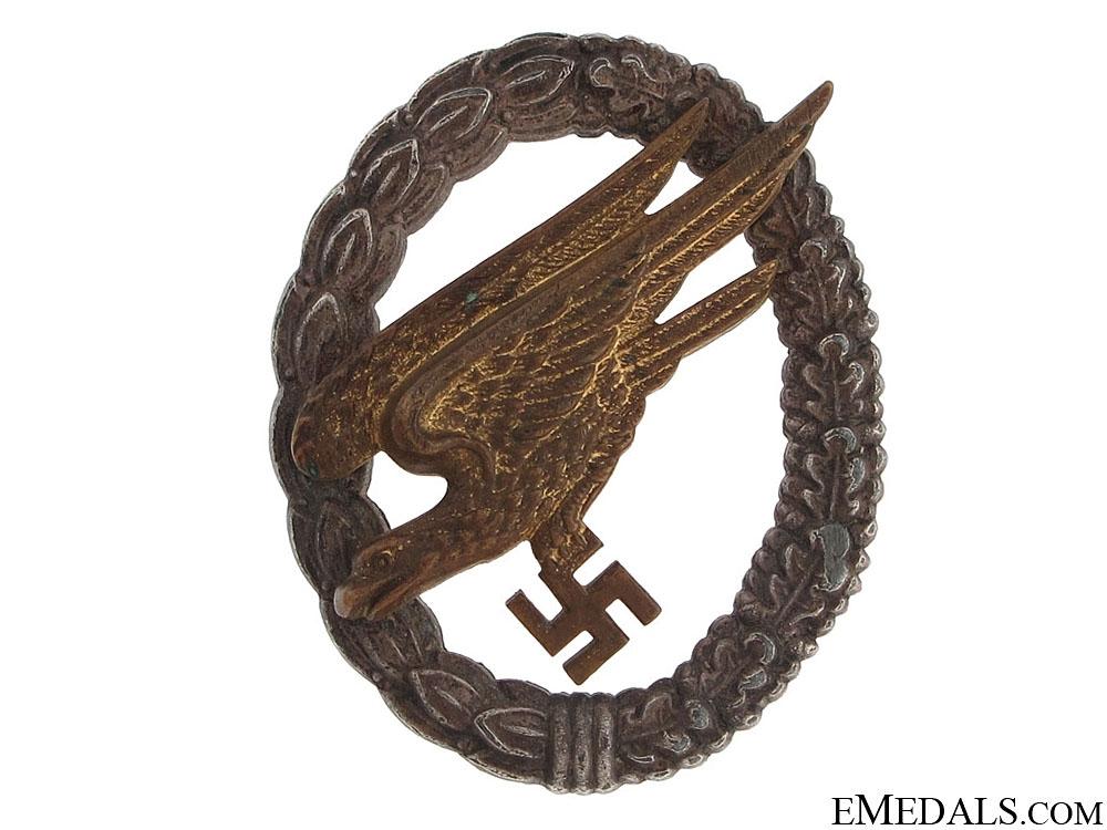 eMedals-Paratrooper Badge - GWL