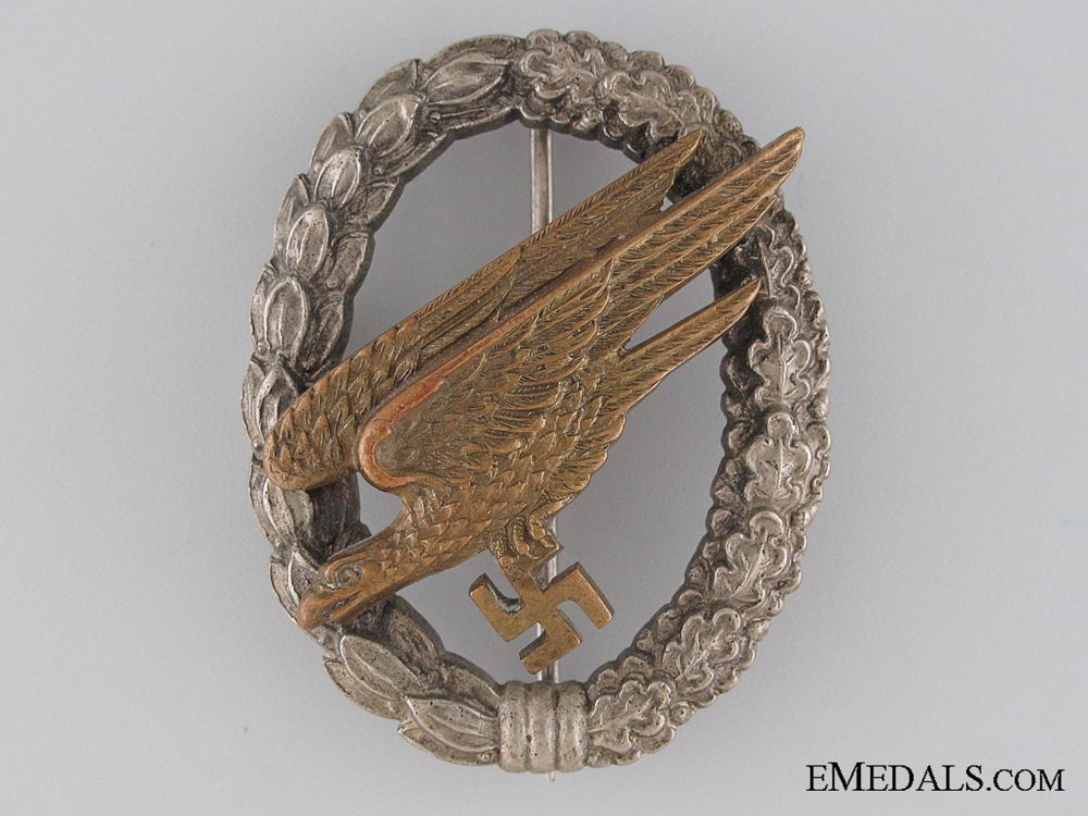 eMedals-Paratrooper Badge by JMME & SOHN