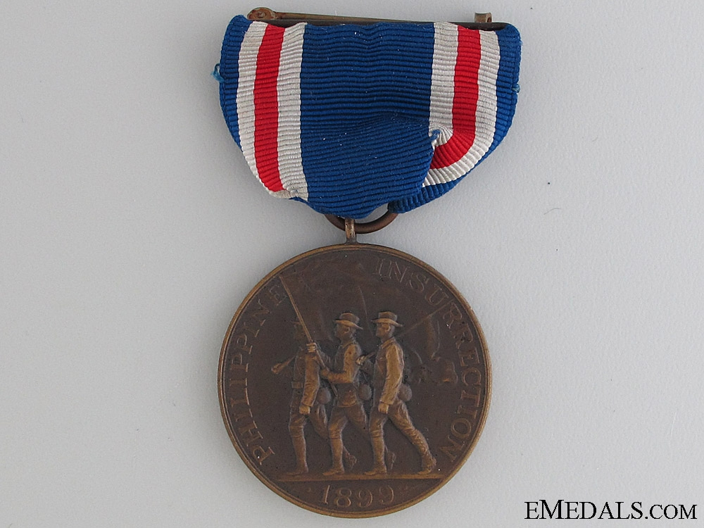 eMedals-Philippine Congressional Medal 1899-1902