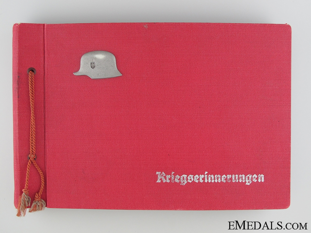 eMedals-Photo Album of the 369th (Croatian) Inf. Regiment
