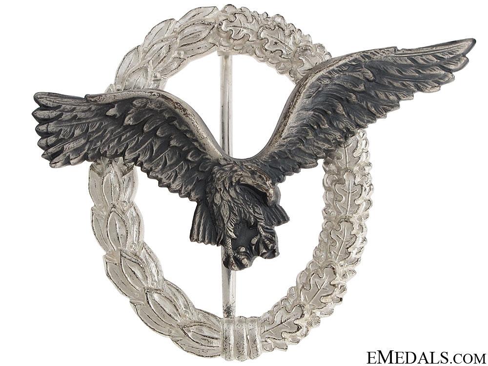 eMedals-Pilot's Badge - 1957 Version