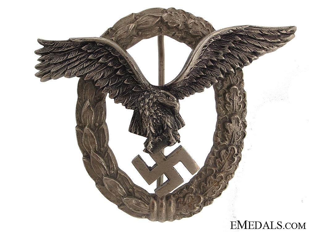 eMedals-Pilot's Badge – JMME