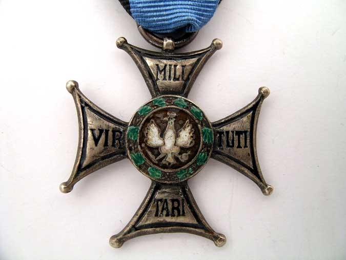 eMedals-ORDER OF VIVTUTI MILITARI