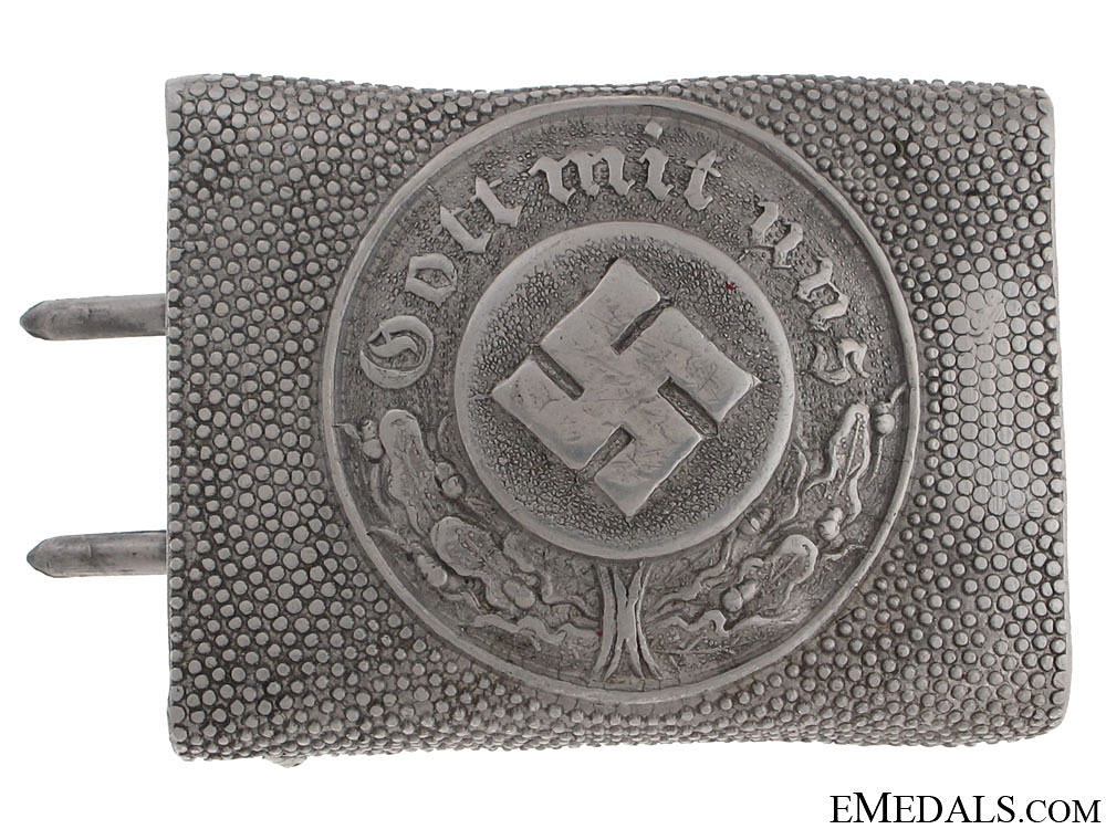 eMedals-Police Belt Buckle
