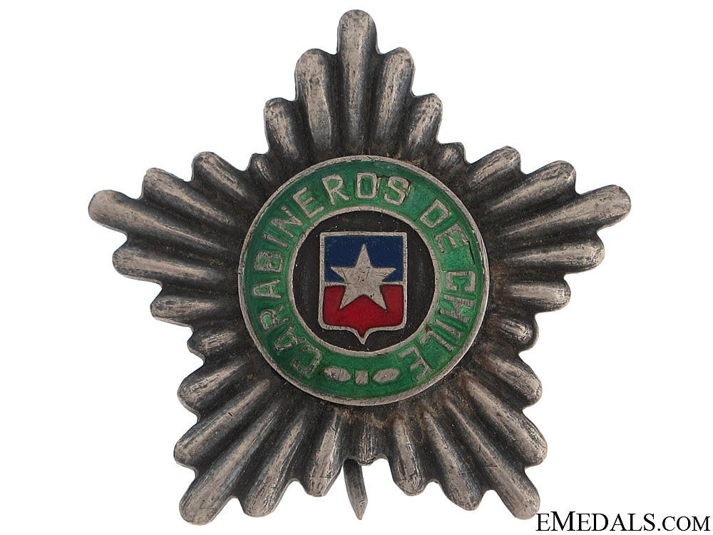 eMedals-Police Merit Order of Chile