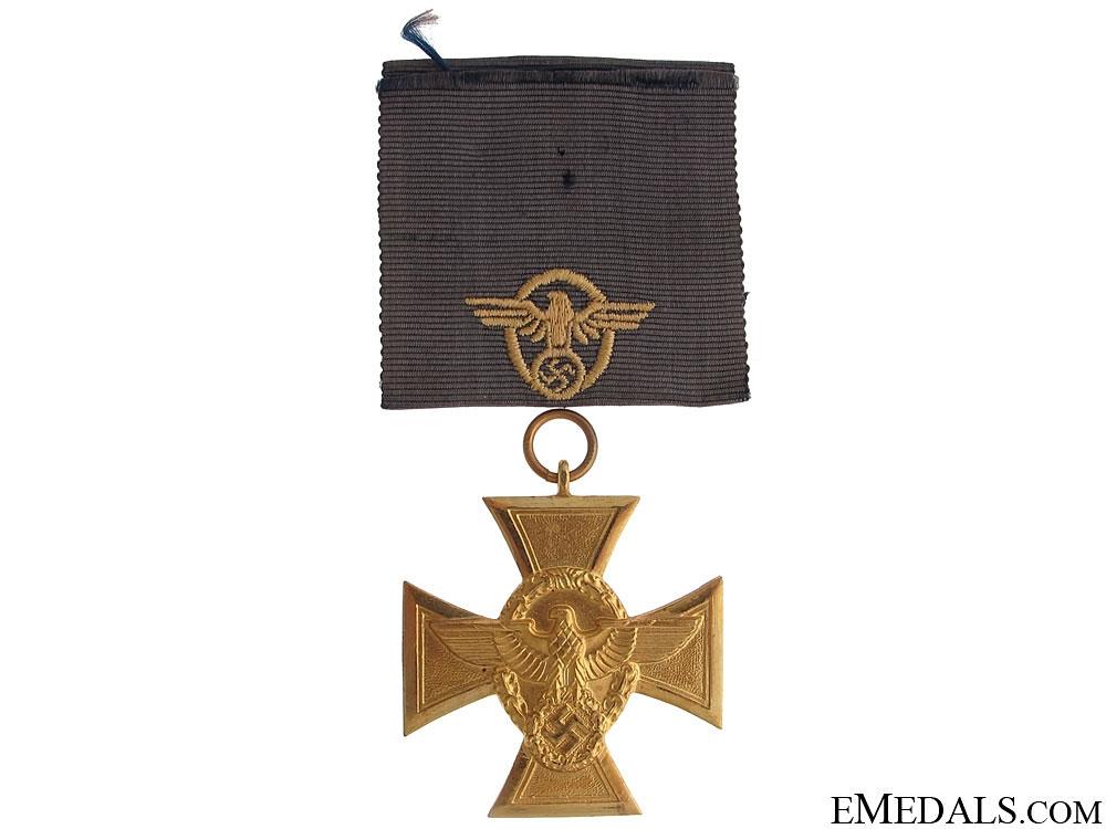 eMedals-Police Service Cross First Class