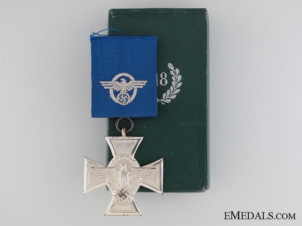 eMedals-Police Service Cross 2nd Class