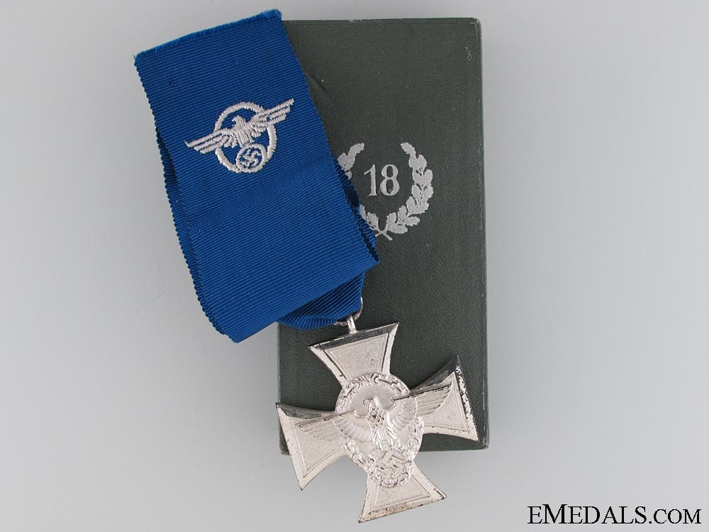 eMedals-Police Service Cross 2nd Class