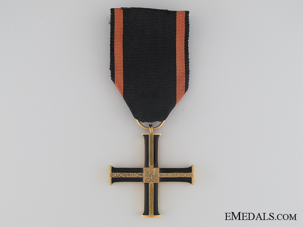 eMedals-Polish Independence Cross without Swords