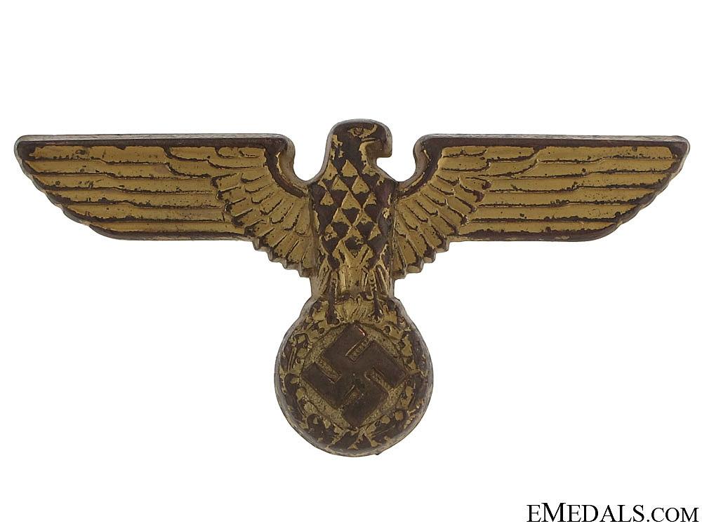eMedals-Political Cap Eagle - 1939 Pattern
