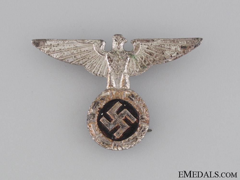 eMedals-Political Cap Eagle - 1934 Pattern