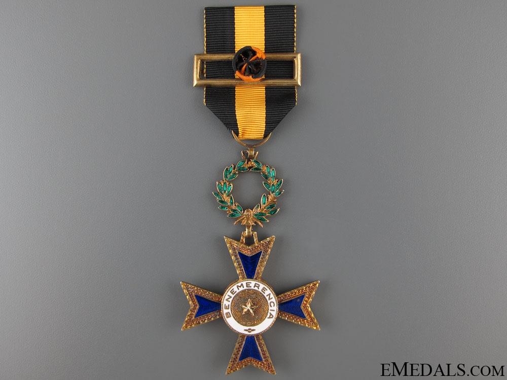 eMedals-Portuguese Order of Merit