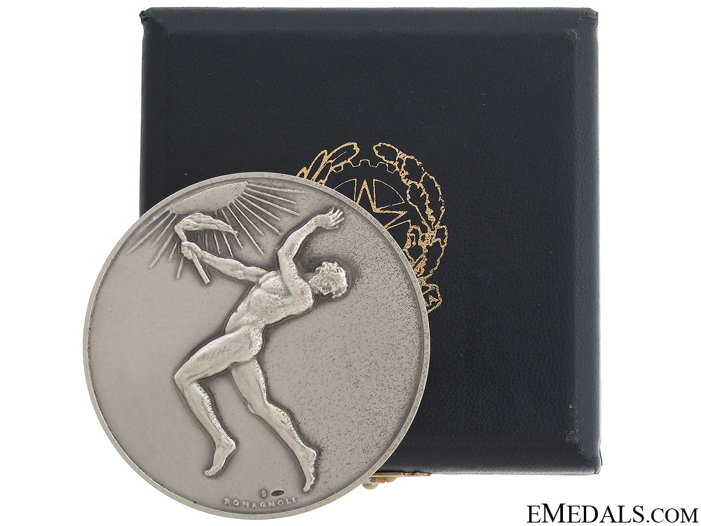 eMedals-President of the Republic Award Table Medal