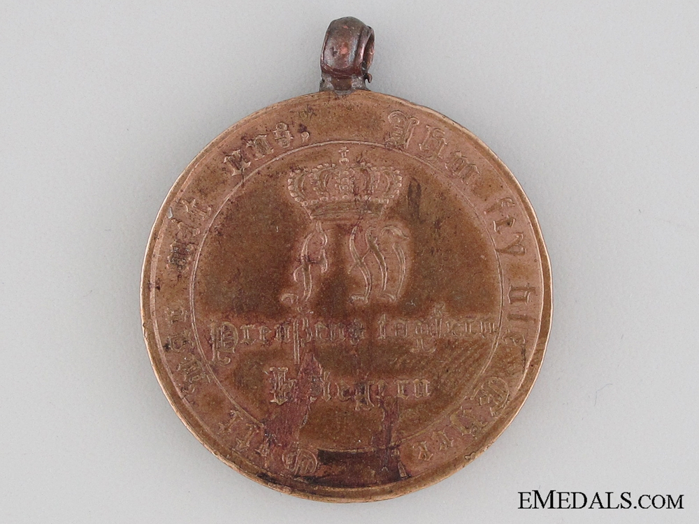 eMedals-Prussian 1813-1815 Campaign Medal
