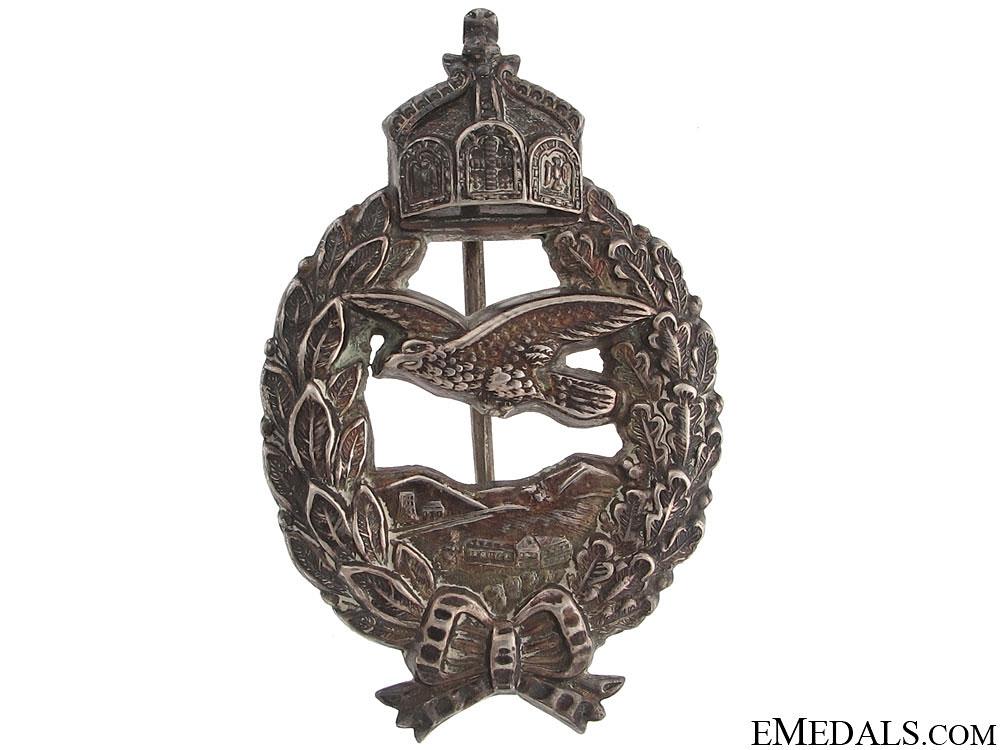 eMedals-Prussian Pilot's Commemorative Badge