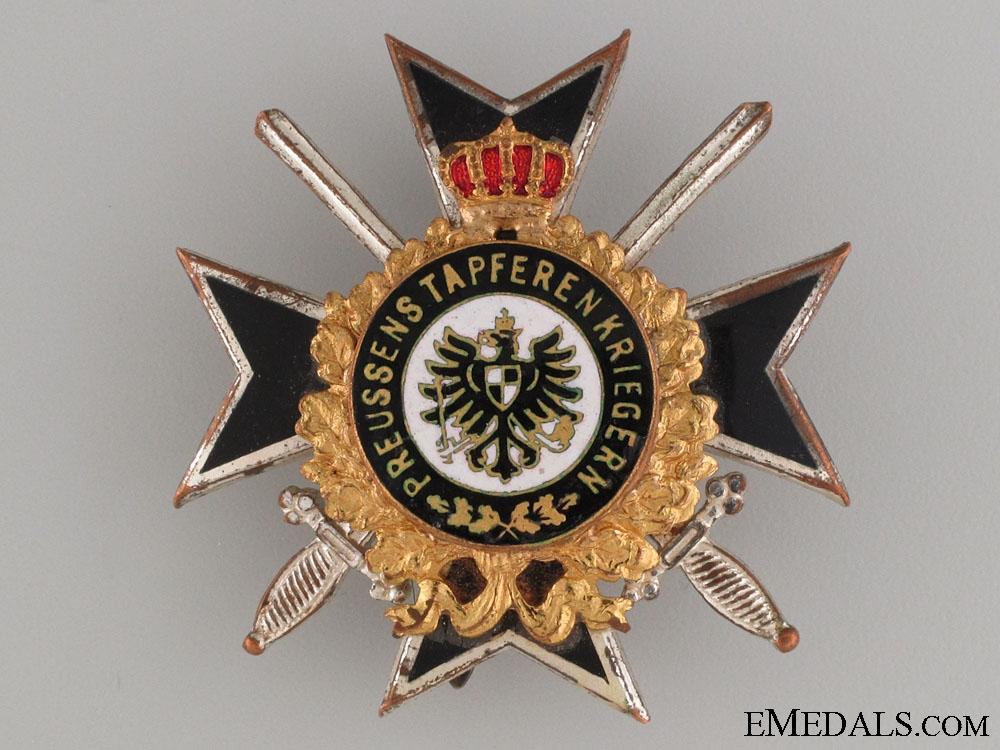 eMedals-Prussian War Participant Cross 1st Class