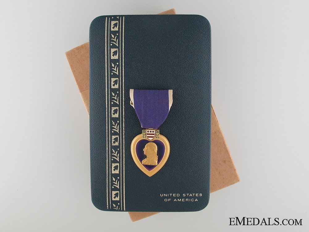 eMedals-Purple Heart to August Rothdeutsch