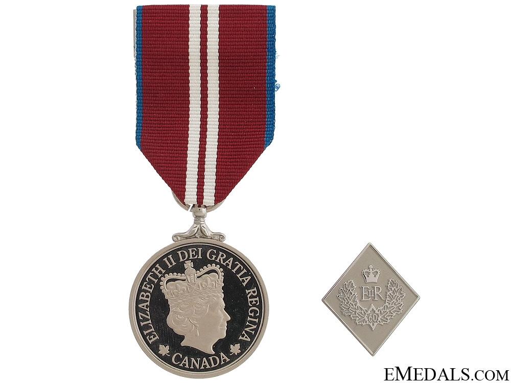 eMedals-Queen Elizabeth II Diamond Jubilee Medal