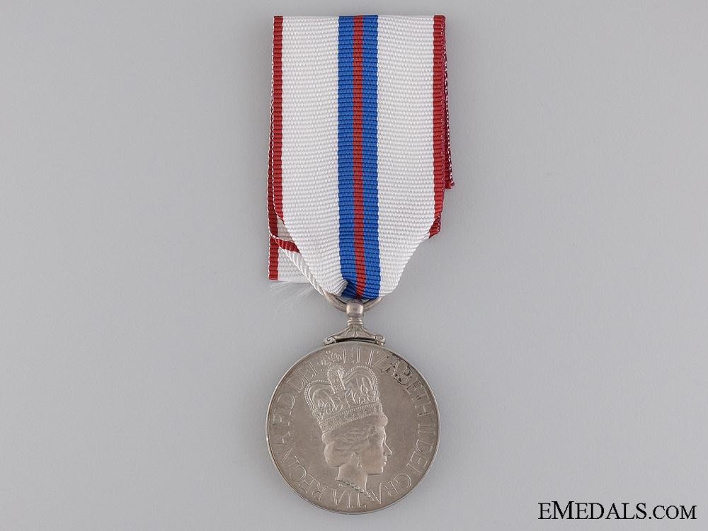 eMedals-Queen Elizabeth II Jubilee Medal 1977