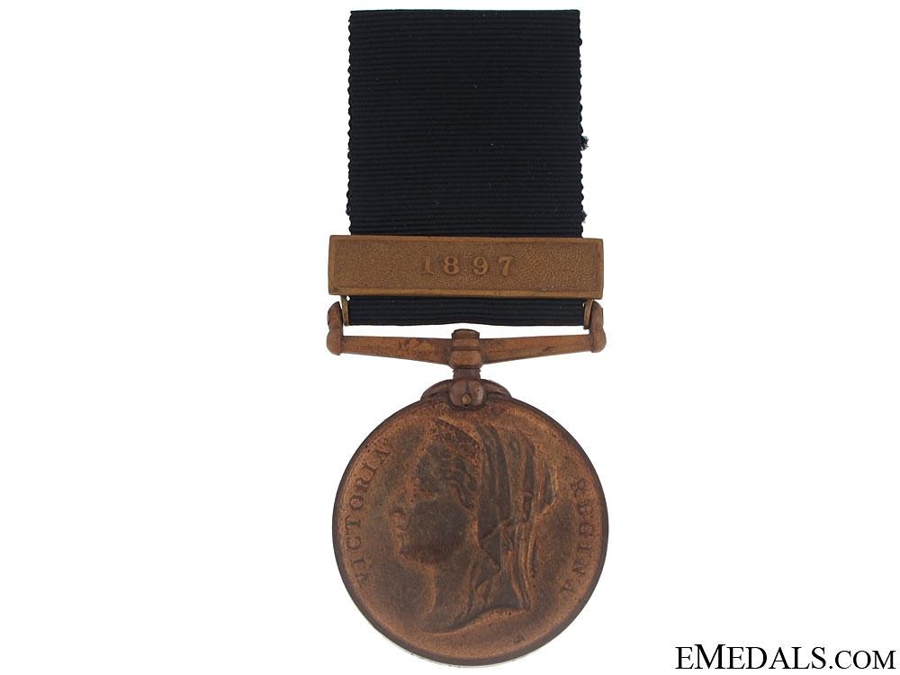 eMedals-Queen Victoria Golden Jubilee (Police) Medal 1887