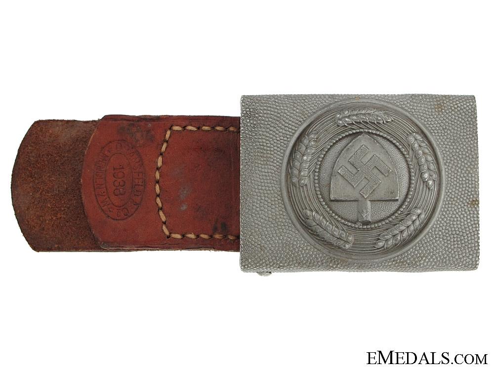 eMedals-R.A.D. Belt Buckle