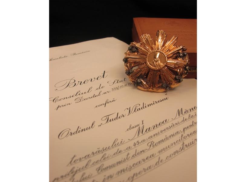 eMedals-Order of Tudor Vladimirescu