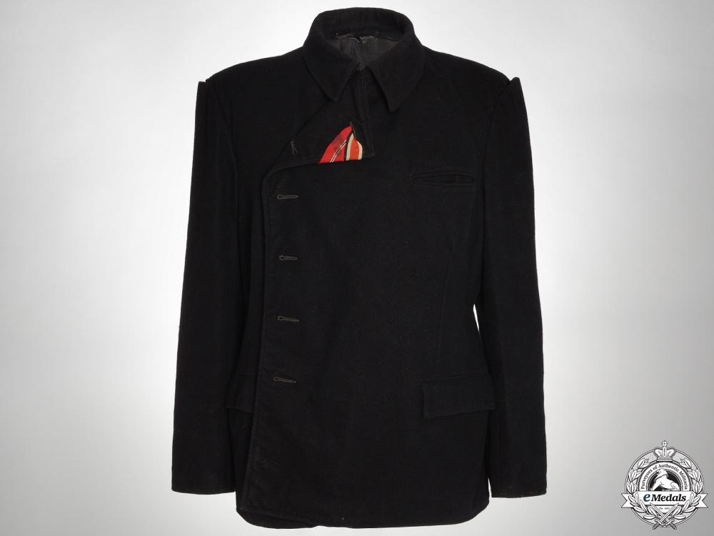 eMedals-A Kriegsmarine NCO's Pea Coat