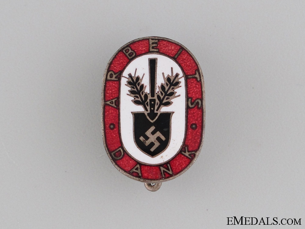 eMedals-RAD (Labour Service) Membership Badge