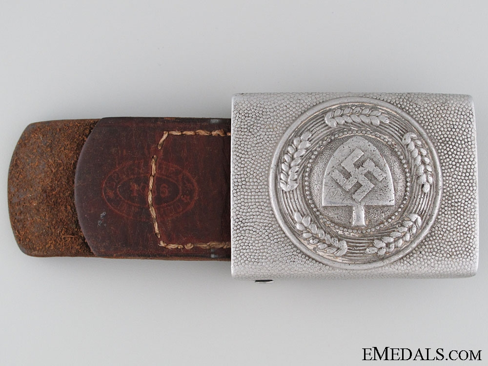 eMedals-RAD Belt Buckle 1936