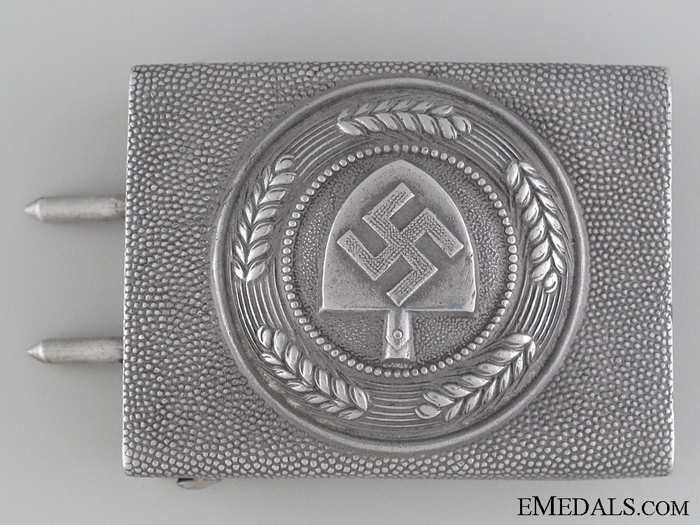 eMedals-RAD Belt Buckle by Assmann