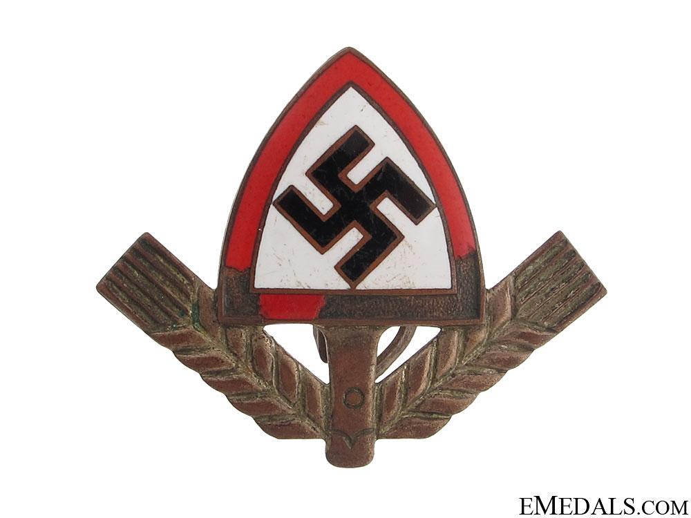 eMedals-RAD cap Badge