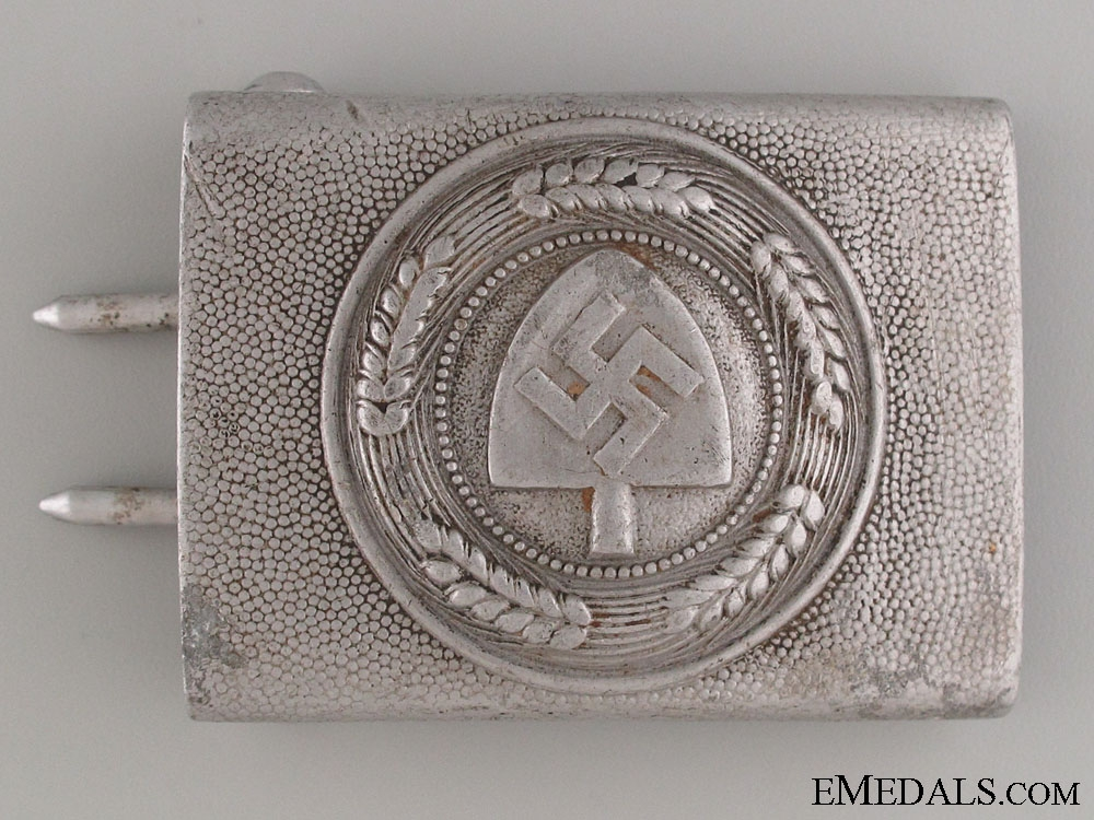 eMedals-RAD Enlisted Buckle by Assmann